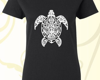 Turtle T Shirt Tortoise T Shirt Animal T Shirt Animal Love T Shirt Women T Shirt Ladies T Shirt Workout TeesGym Tees Party Tees Gift For Her