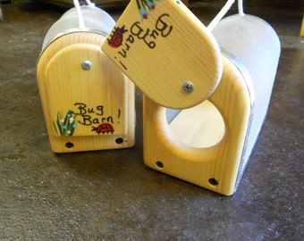 Bug Barn, insect and critter catcher with easy carry handle for children. A great Easter basket idea!