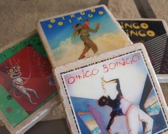 Oingo Boingo Custom Coasters