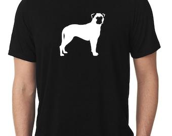 Bullmastiff T-Shirt T439
