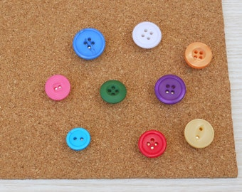 Rainbow Push Pins
