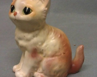 Norleans Japan Sitting Cat Figurine