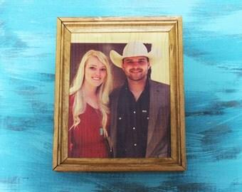 Personalized 8x10 Photo Frame