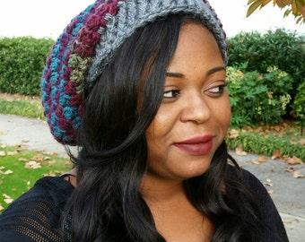 Slouchy Beanie: Handmade Crochet Item