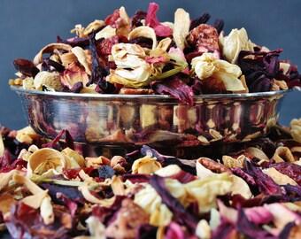 Peach Blossom Fruit - Fruit Tea - Caffeine Free Tea - Loose Leaf Tea - Tea - Tea Gift