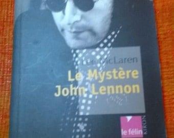 The mystery of John Lennon