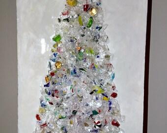 Christmas Tree Holiday Art