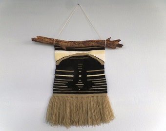 Woven wall hanging 14.9