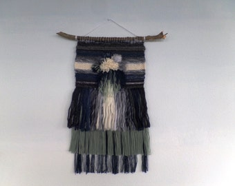 Woven wall hanging 15.5