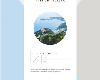 Lavish Escape | One Week Guide to French Riviera
