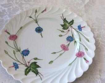 Haviland Limoges Florence Torse Swirl Dessert Salad Plate