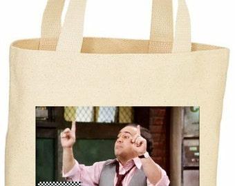 Taxi Tv show custom tote bag