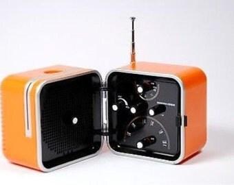 BRIONVEGA radio DESIGNKLASSIKER TS502 miniature transistor blister miniatures