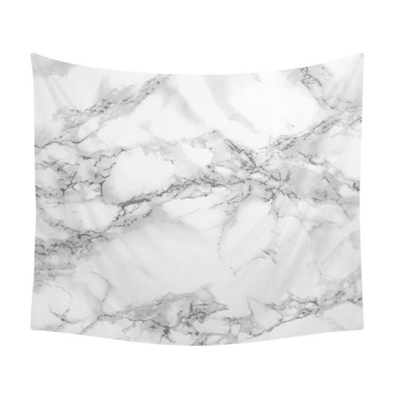 Marble tapestry texture photo white stone marble pattern for Black and white marble bedding