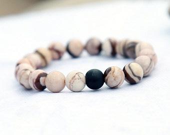 boho bracelet for Women jasper bracelet jasper Jewelry Healing bracelet Gift for girl summer bracelet colorful bracelet energy bracelet
