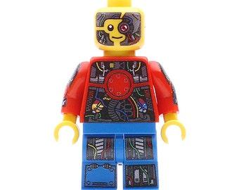 Short Circuit - Custom Minifigure