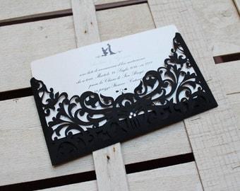 Wedding Invitation • Luxury •