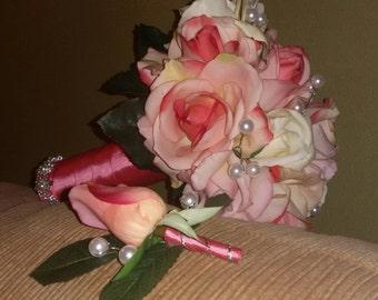 Bride and groom package