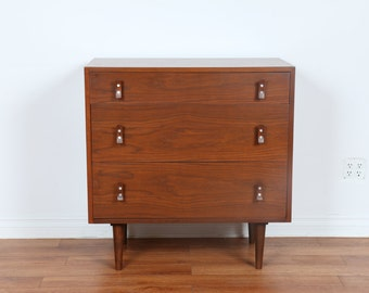 Glenn of California Walnut Chest by Stanley Young