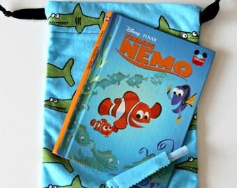 Finding Nemo, Disney, REPURPOSED, Children's Book Chalkboard