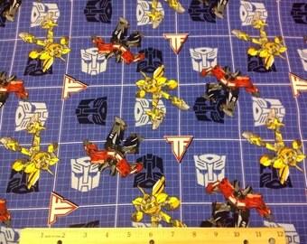 Transformer Patch Fabric