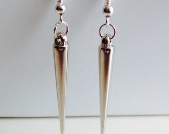 Sale | Spike | Emo | Gothic | Simple | Earrings