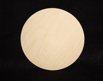 """6.5"""" Wood Circle,Wooden Circle,Small Wood Circle,Wood Circle Cutout,Wood Circle Shape,Circle Plaque,Circle Shape,Circle,Wooden Circle"""