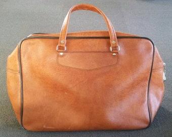 Big Weekend Bag Cognac Color '70