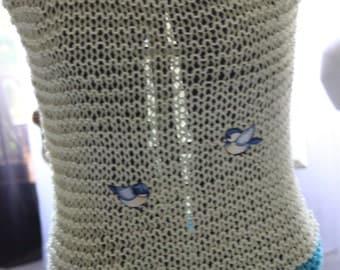 Knit Summer Sweater