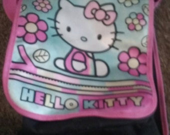 I have a Hello Kitty backpack and a 1976 watch