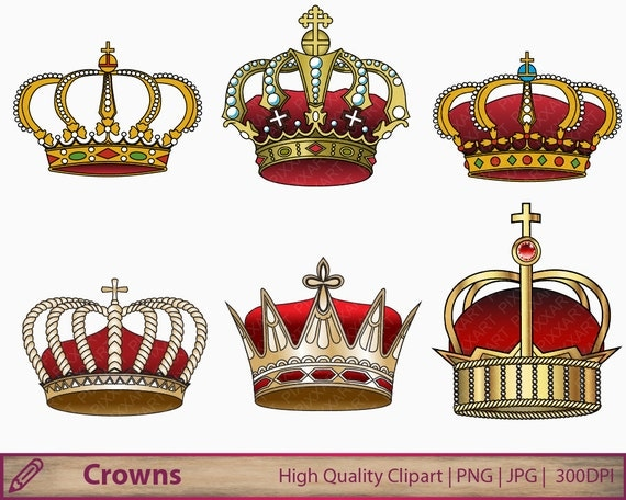 Crowns clipart ...