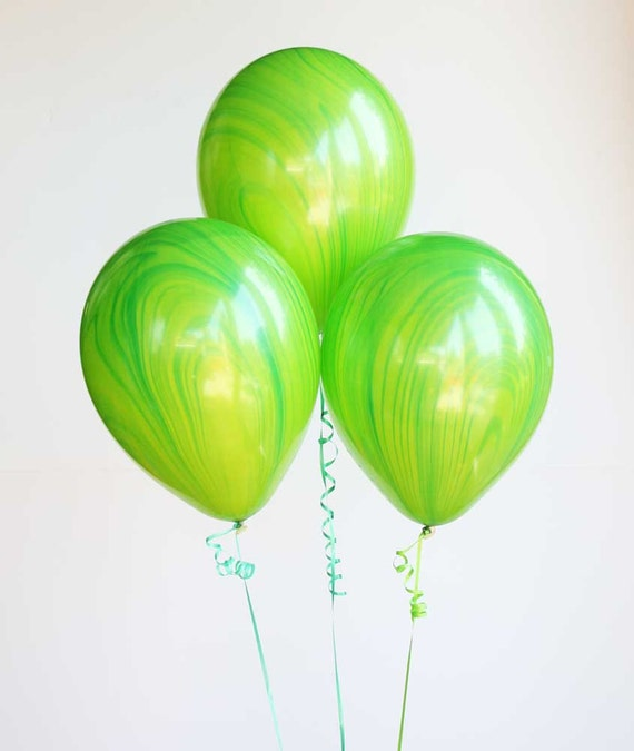 how to make tie dye balloons