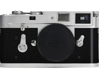 Leica M2 - Replacement Leatherette Cover - Laser Cut - Moroccan