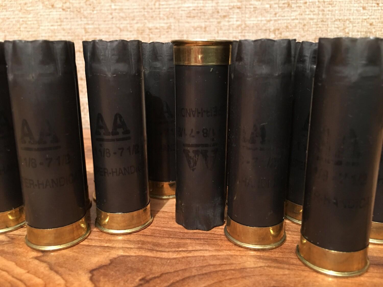 30 Smoky Grey Shotgun Shell Hulls by shelltasticdesign on Etsy