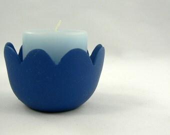 Porcelain flower azulmarino