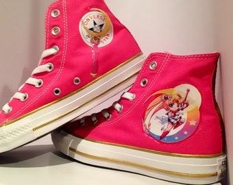 Sailor Moon Converse!!!!!