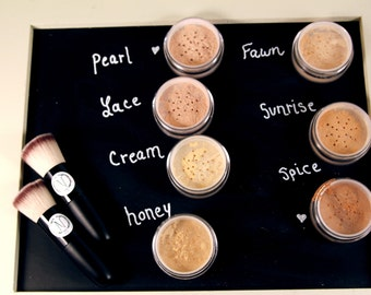 Pearl Loose Mineral Powder