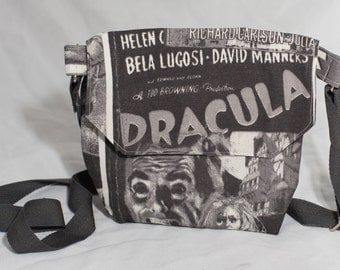 Old Horror Movies Cross Body bag