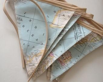Garlands World, Flags Line World