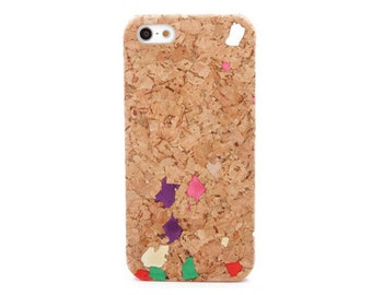 iPhone 6/6s Confetti Cork Case (IP6CONF3)