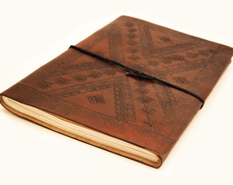 Notebook Embossed Large