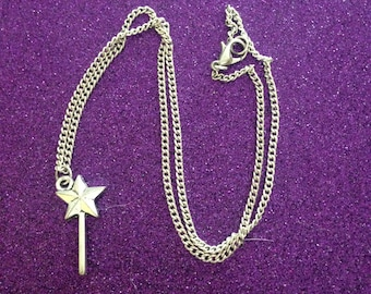 Magic Wand Necklace
