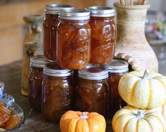 Homemade Pumpkin Preserves