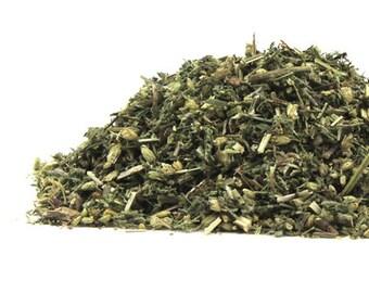 Certified Organic Yarrow Leaf & Flower - Dried Herb - 4oz