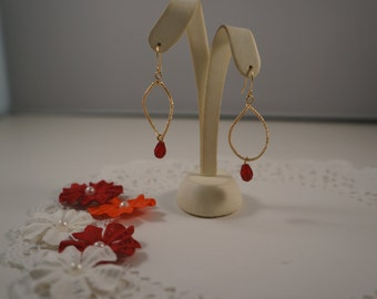 fashion dangle earrings