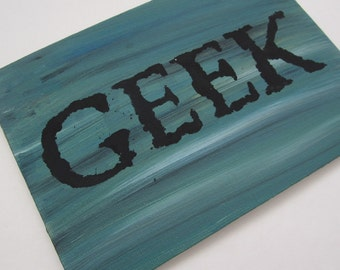 Canvas Word Art, painting, gag gift, humour,funny art