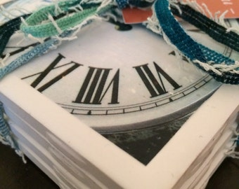 New Year's Eve Coasters (Set of 4)