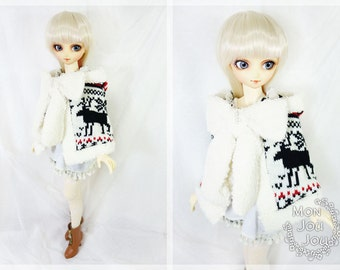 1/3 BJD Cloak For 10SD/SDGr/DD girl's doll