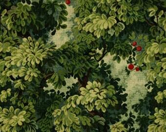 SCALAMANDRE ETHNIC CHIC Marly Cut/Uncut Velvet Fabric 3 Yards Blue Greens