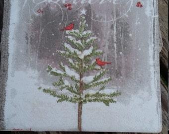 Christmas Coaster / Holiday Coaster
